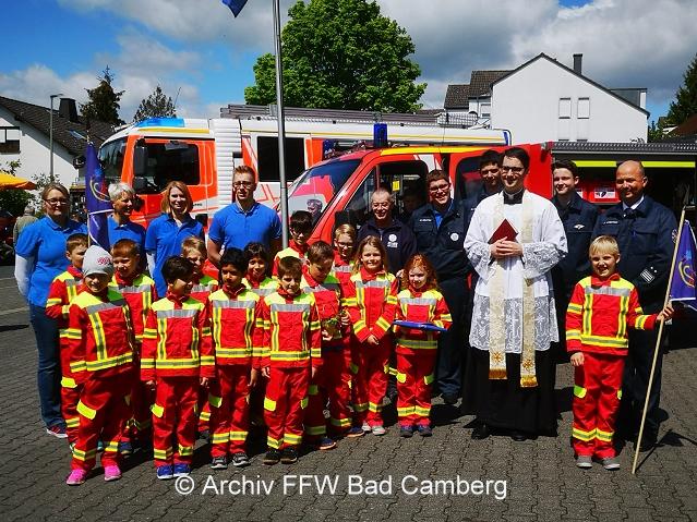Kinderfeuerwehr Bad Camberg