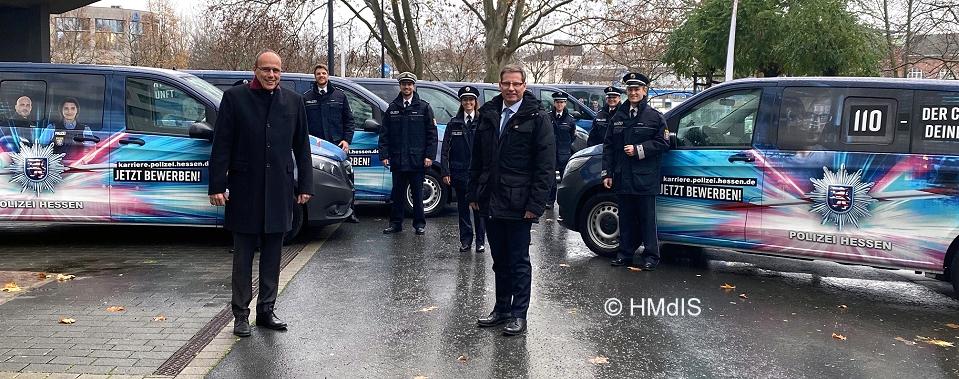 Polizeiberichte Darmstadt